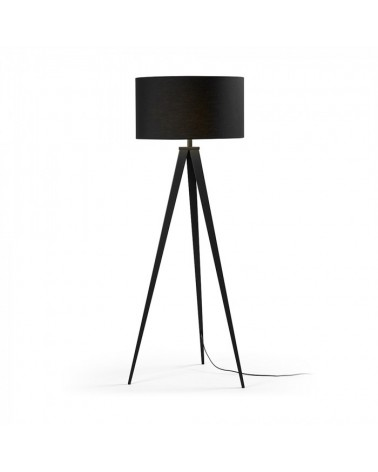 A783E01 UZAGI Lamp 157 Epoxy Black Shade Black E01
