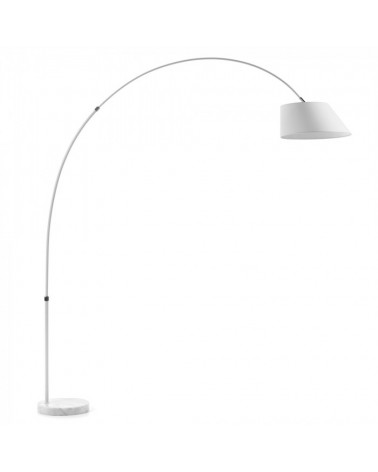 A498J05 LEE Floor Lamp Shade Pure White J05