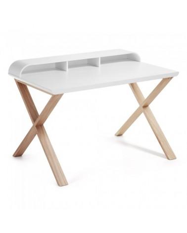 SUCCESS Desk Ash Lacquered Matt Pure White L05 C285L05