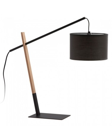A481J01 IZAR TABLE LAMP SHADE BLACK
