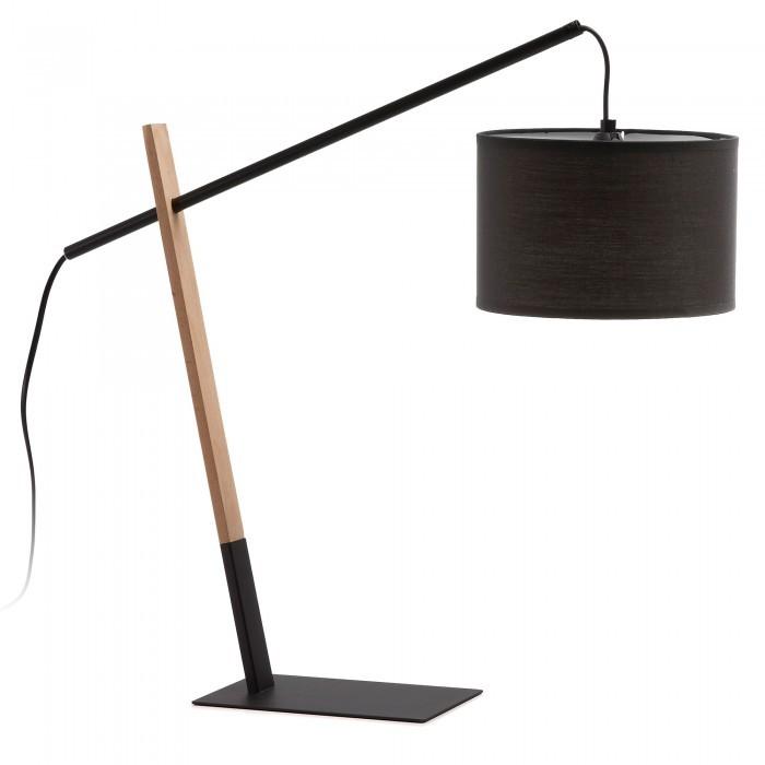 A481J01 IZAR TABLE LAMP SHADE BLACK