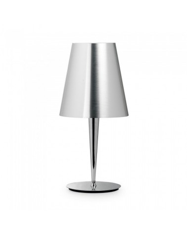 807809 IASA TABLE LAMP CHROMED GLOSS