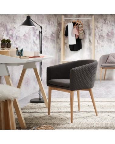 AA0475J03 KLIN Carpet 160x230 wool grey