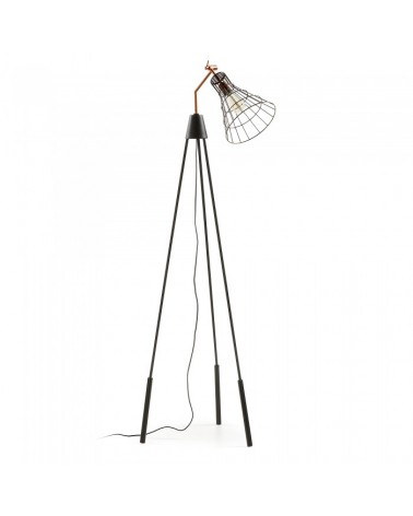 AA0014R54 CASSIA Floor Lamp metal Copper