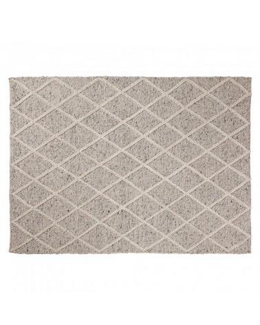 AA1087J14 ARA Carpet wool 160x230 light grey