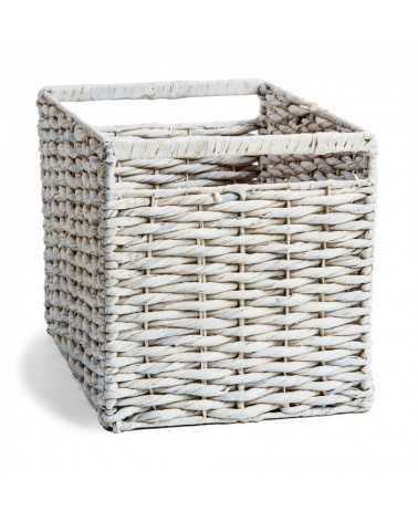 AA1209FN05 WOODY Drawer/container wicker white
