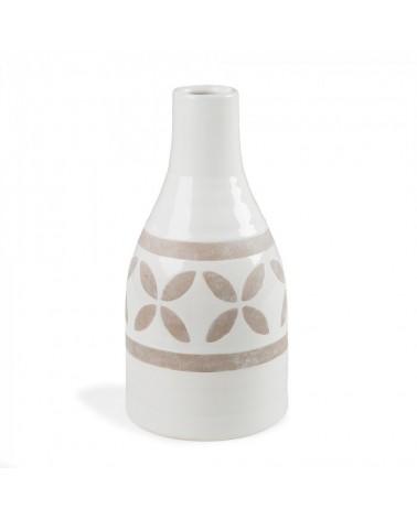 AA0570K05 ARCO Vase ceramic white