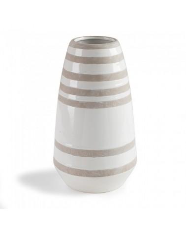 AA0562K05 ARCO Vase ceramic white