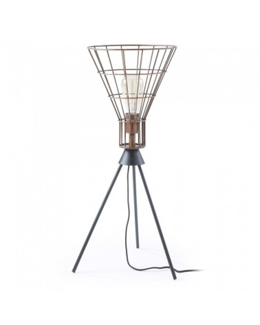 AA0015R54 CASSIA Table Lamp metal Copper