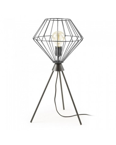 AA0012R01 CANADY Table Lamp metal black