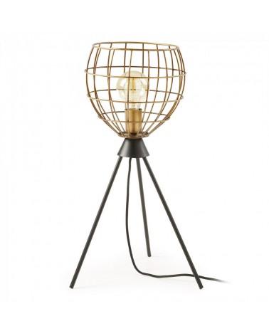 AA0018R53 BRIANA TABLE LAMP METAL BRASS