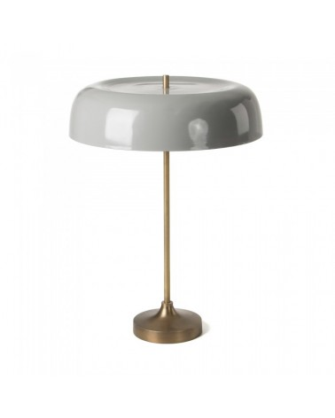 AA0739R03 BERA Table lamp metal grey