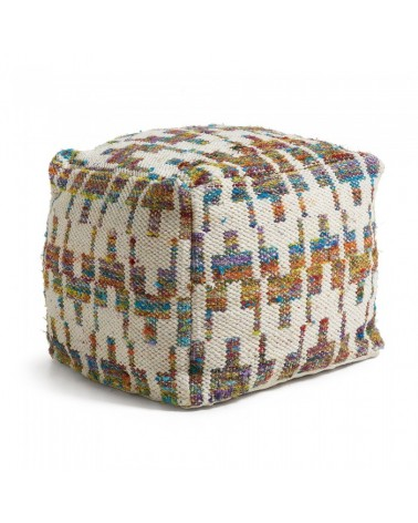 AA0325J35 COVET Pouf cotton 45x45x35