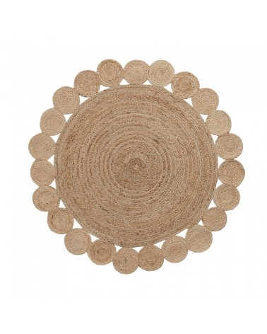 AA1104FN46 COSM Carpet jute round 150 natural
