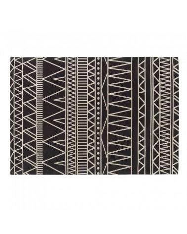 AA1677J15 SENSO Carpet cotton 160x230 dark grey