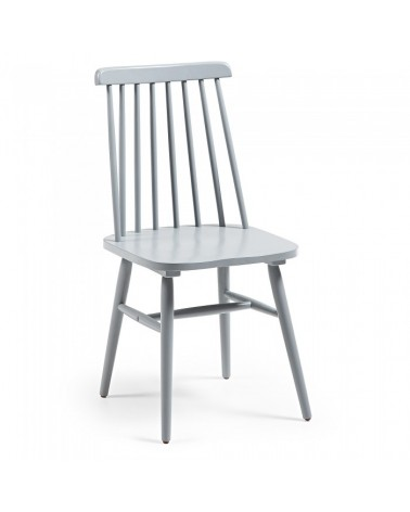 C934M14 KRISTIE Chair wood light grey