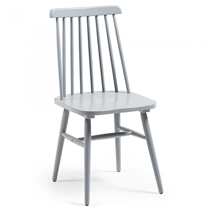 C934M14 KRISTIE Chair wood light grey