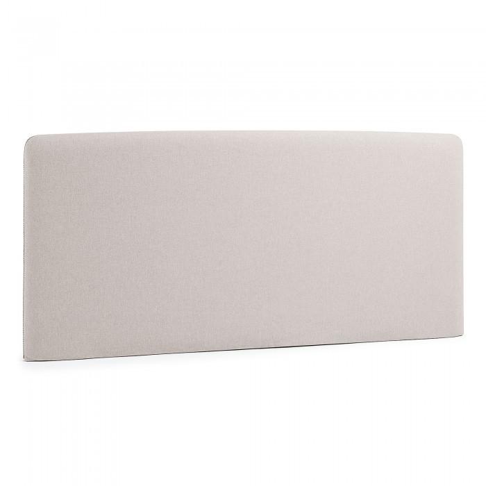 D041VA12  LYDIA Headboard 150 cm fabric beige