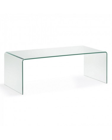 506109TRA BURANO Coffee table 110x38 clear glass