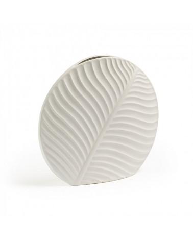 AA1991K05 LIZZY Vase 31 cm ceramic white