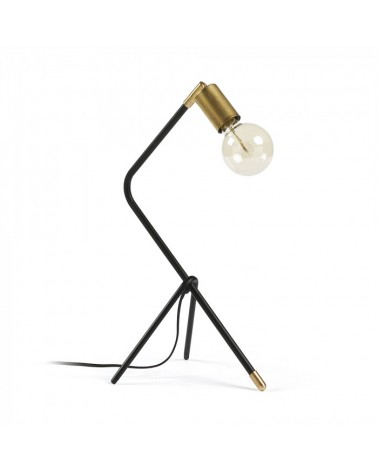 AA2014R01 KLARA Table lamp metal black