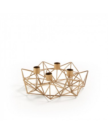 AA2012R53 STELL Candle holder brass