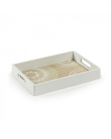 AA2229M05 ADDIE Tray wood natural white