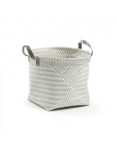 AA2035S03 KINDA Plastic basket grey