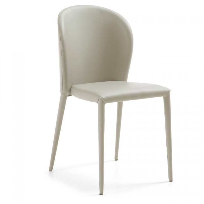 C508U38 QUINCY Chair Pu Pearl