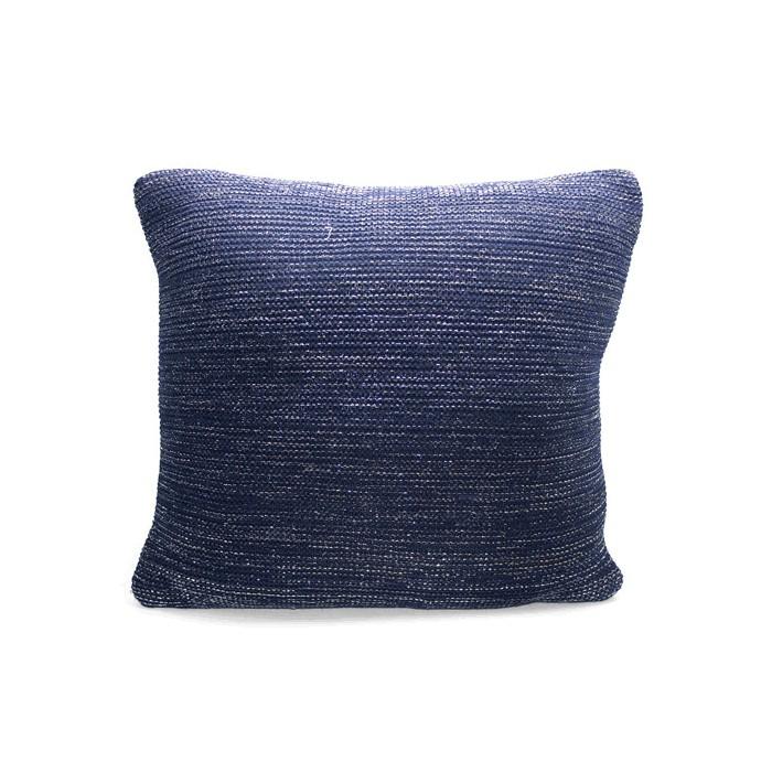 ALA4545/BL cushion alan. knitted