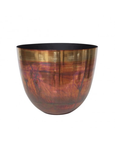 D3-S14/COP bowl multi color finish S