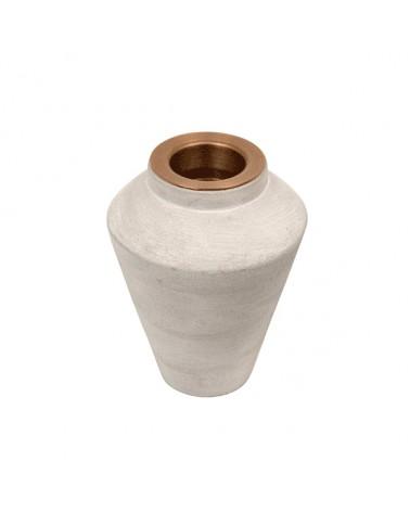 T2-C74/GRI tealicht/candle cement M