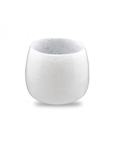V2-G280/WH vase glass
