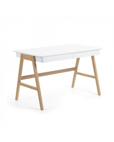 CC0524M46 INGO Desk 120x60 mdf white oak wood