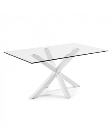 C435C07 ARYA Table 160x90 white