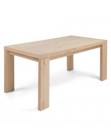 CC0482M40 DOBRY Table 160(240)x90 oak veneer natural