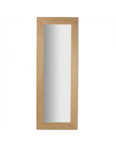 EA340M46 DALV Mirror 58x158 wood natural