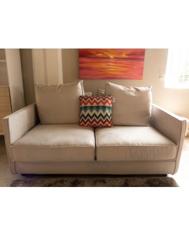 SF1239 SOFA 2 SEATER (B) HE340-12G
