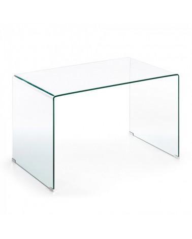 BURANO Desk 125*70 Glass Clear C535C07