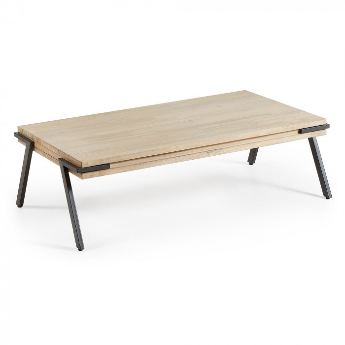 DI008M46 DISSET Coffee table 125x70 wood acacia natural