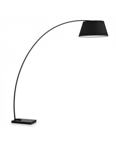 A497J01 CHOP Floor Lamp Shade black