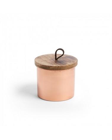 AA3438R54  CASSANDRA Box 9 cm metal copper