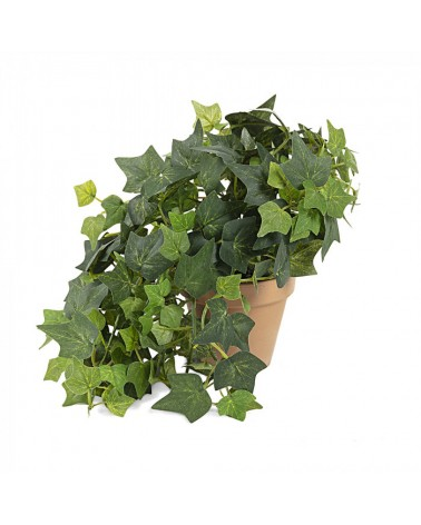 AA2309  FLOWER Artificial ivy in pot