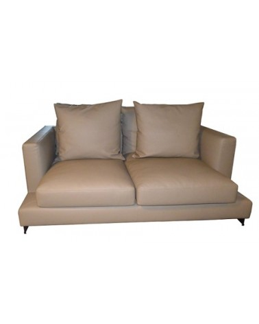 HA652 SOFA 2 SEATER PU 7036