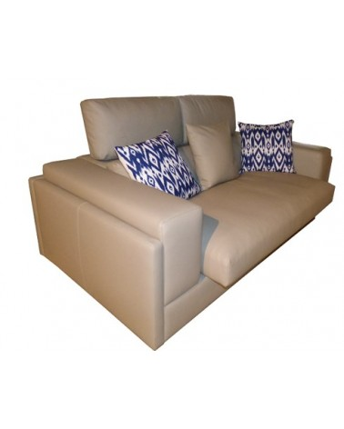 HA653 SOFA 3 SEATER PU 7036