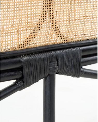 Black Lalita headboard 170 x 120 cm