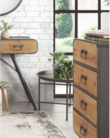 Halie chest of drawers 48 x 83 cm