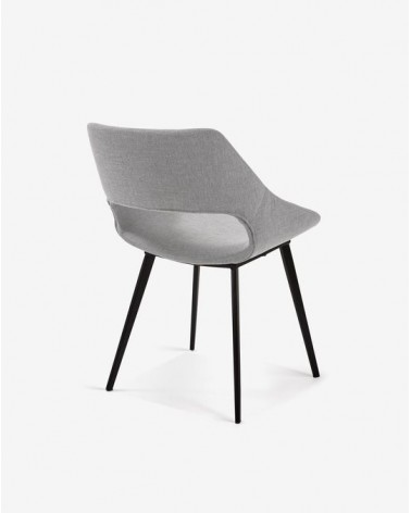 LIGHT grey hest(byre) chair