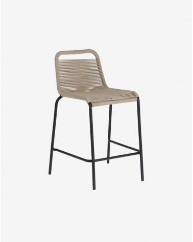 Lambton beige stool height 62 cm
