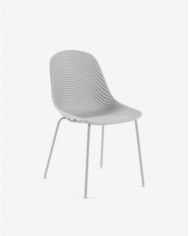 QUINBY white quinby chair